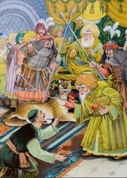 Ак Елан татарская народная сказка