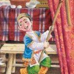 """""""Камыр батыр"""" татар халык әкиятләре"""