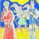 «Зирәк карт» татар халык әкиятләре