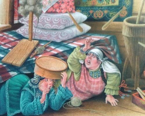Шелудивый брат татарская сказка