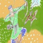 «Көнгә күренмәс Сылу-Көмеш» татар халык әкиятләре