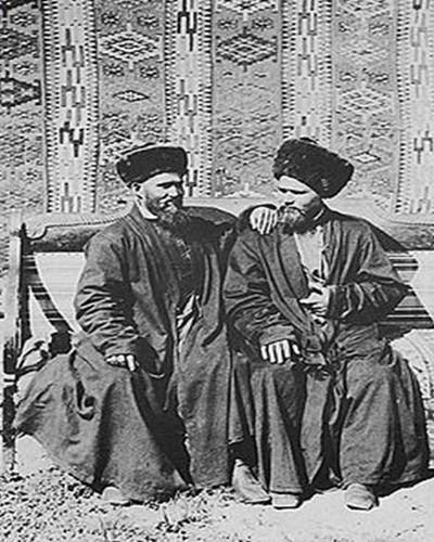 служилые татары