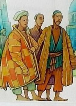 Три сына татарская сказка