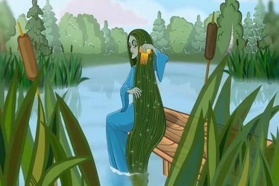 Водяная татарская сказка