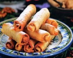 Бармак татарское блюдо