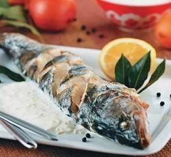 Рыбное тэбэ татарское блюдо