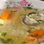 Умач( татарский суп)