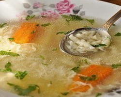 Умач татарский суп
