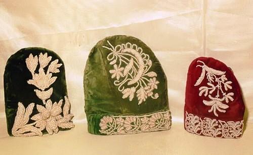 Татарские головные уборы для женщин