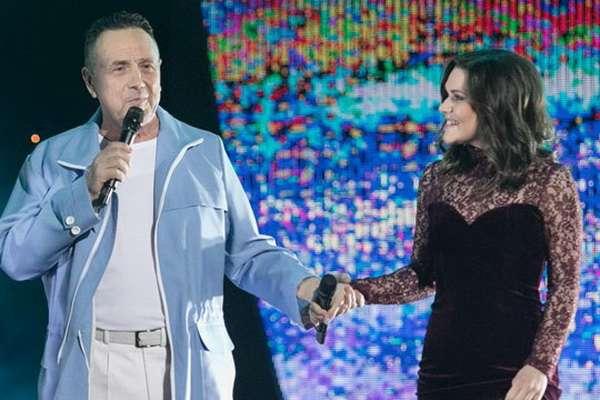 Дина Гарипова и Ренат Ибрагимов