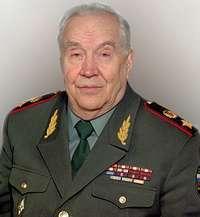 Гареев Махмут Ахметович.Генерал армии