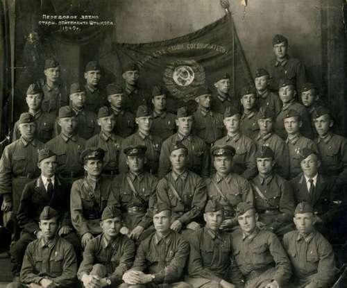 Газизулин Ибрагим 1939 год