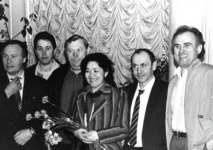 Хайдар Бигичев.Казань