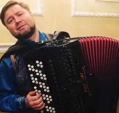 Валеев Ринат Сулейманович баянист