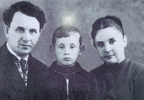 Вагапов Рашид семья