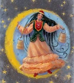 Зухра-Йолдыз татарская народная сказка
