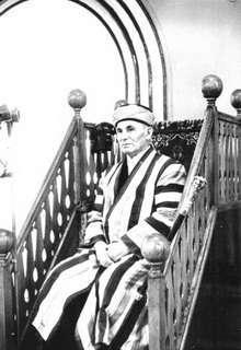 Ахметзян хазрат Мустафин