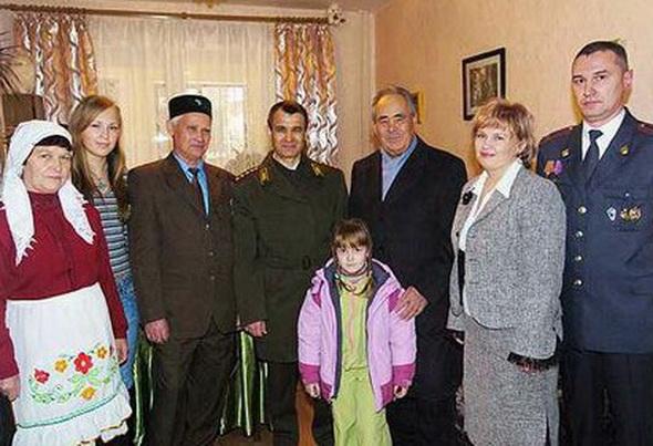 Рашид Нургалиев и Минтимир Шаймиев