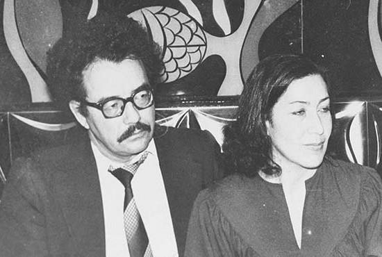 Туфан Миннулин и Нажиба Ихсанова