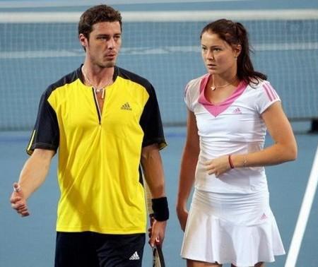 Марат и Динара Сафины известные теннисисты