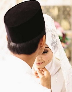 Татарский обряд бракосочетания