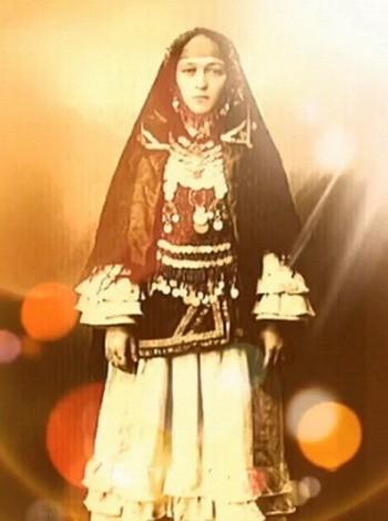 Рахманкулова Марьям татарская оперная певица