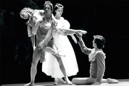 Рудольф Нуриев звезда балета