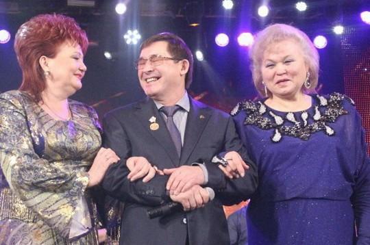 Салават Фатхетдинов и Хания Фархи