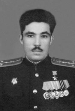 Салихов Мидхат Абдулович