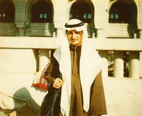 Таджуддин Талгат Сафа в медресе