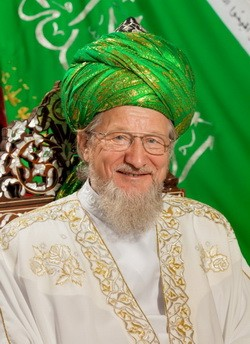Талгат Сафа Таджуддин.Шейх-уль-Ислам