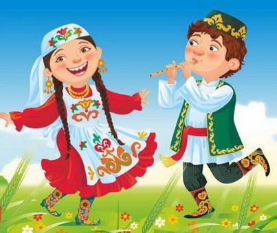 Татарские частушки.Такмаклар