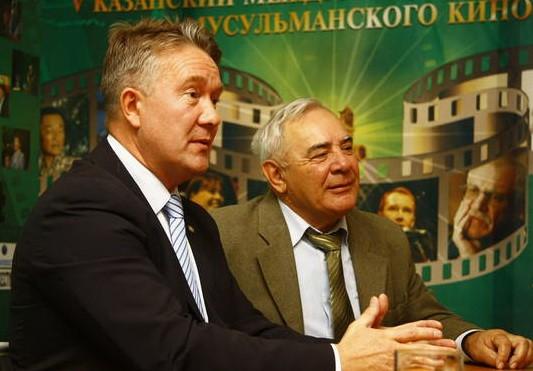 Тазетдинов Ринат  и Тухватуллин Рамиль