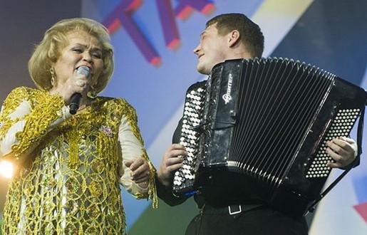 Тимергалиева Хамдуна  татарский концерт