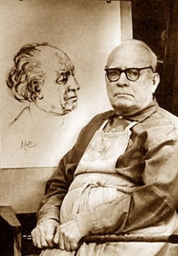 Баки Урманче художник и скульптор