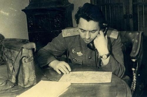 Генерал -лейтенант Сафиуллин Ганий Бекинович