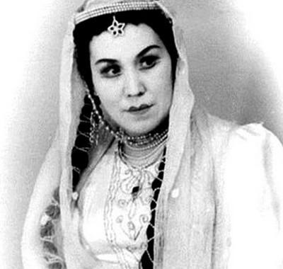 Хисматуллина Зулейха татарская певица