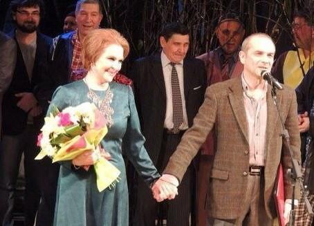 Раушания Юкачева и Фарид Бигчантаев