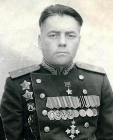 Сафиуллин Ганий Бекинович генерал-лейтенант