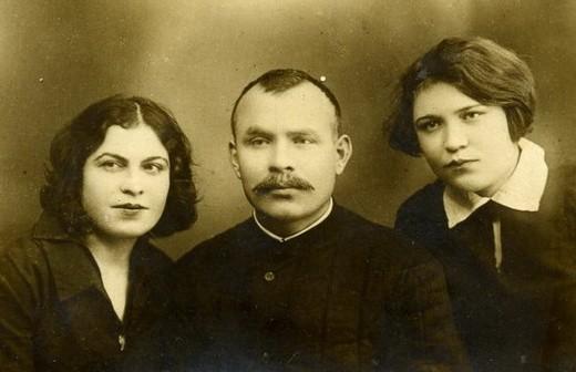 Урманче Баки семья