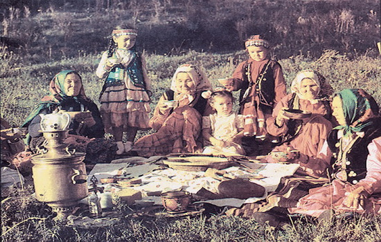 История татарского чаепития