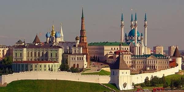 Кремль Казань