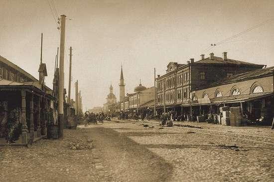 Сенной базар в Казани