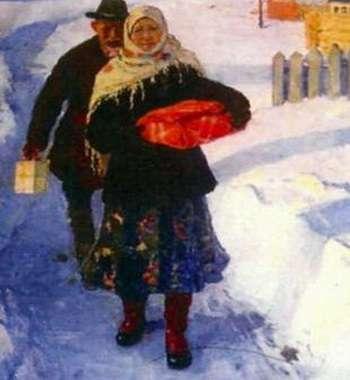 татарская живопись