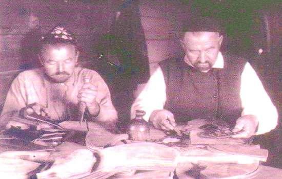 Татарские ремесла и промыслы