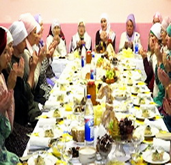 Татарский женский меджлис