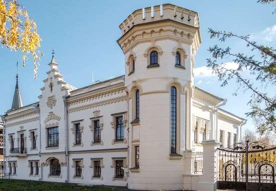 Дом архитектор Ф.Р.Амлонг