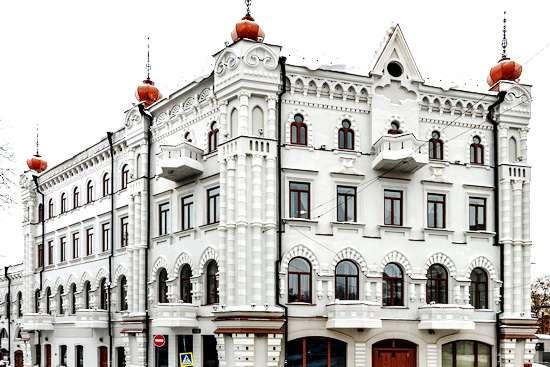 Дом Зобнина