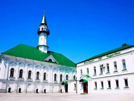 Мечеть Марджани,Казань