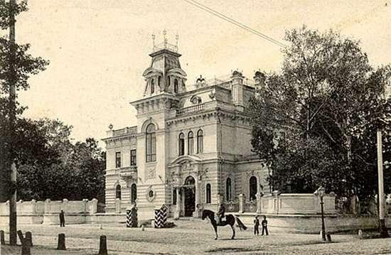 Дом командующего войсками